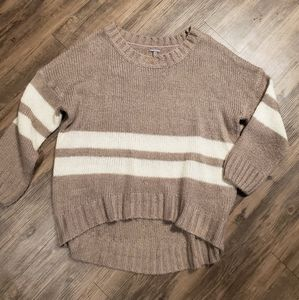 Charlotte russe Baggy Sweater
